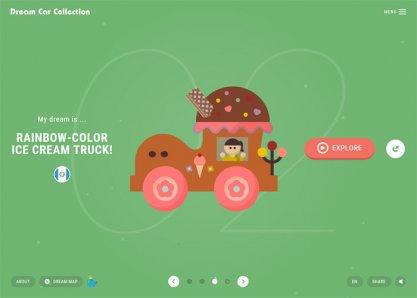 Dream Car Collection | Toyota Dream Car Art Contest