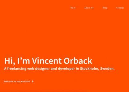 Vincent Orback