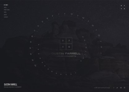 Dustin Farrell Visual Concepts