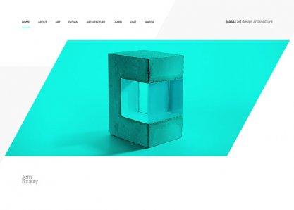 glass: art design architecture