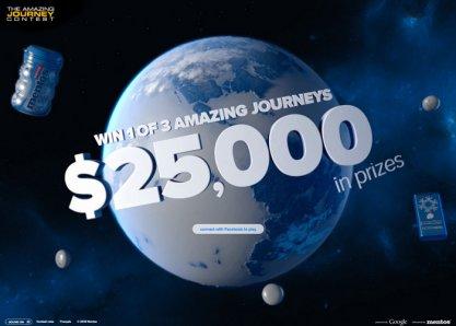 Amazing Contest - Mentos