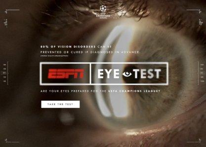 ESPN EYE TEST