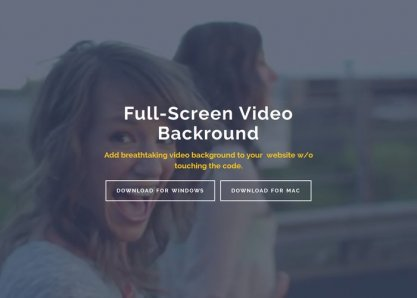 Free Video Background Maker