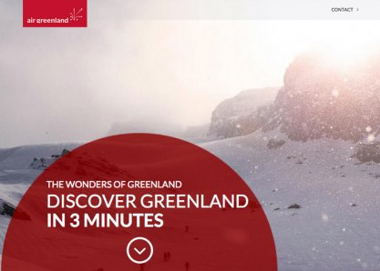 Greenland in 3 minutes