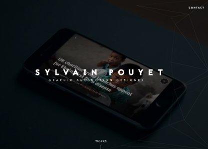 Sylvain Pouyet Portfolio