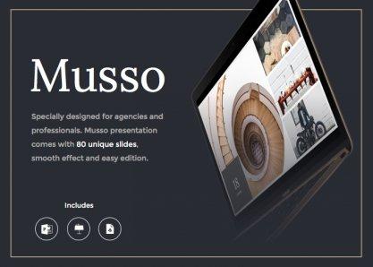Musso Presentation