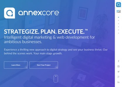 AnnexCore - A Digital Marketing & Web Development Agency