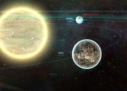 The ARK: Star Citizen Starmap