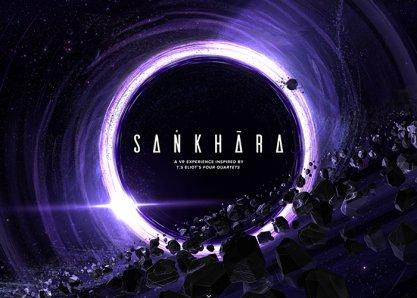 Sankhara VR - Teaser Website