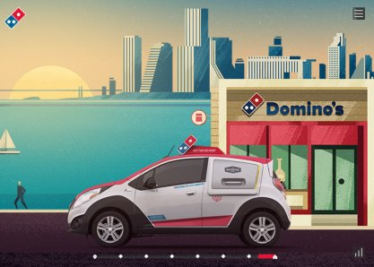 Domino's DXP