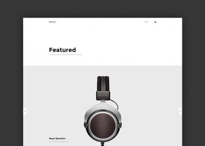 Nerduck - Minimal and Creative Portfolio Theme