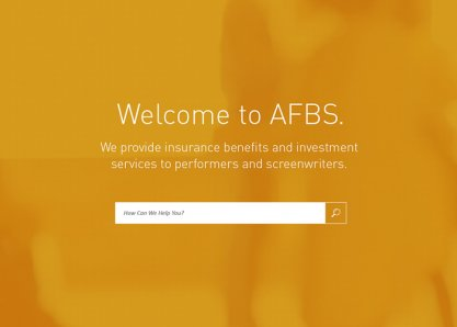 AFBS - Actra Fraternal Benefit Society