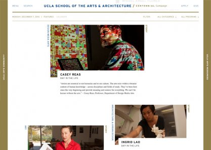 UCLA School of the Arts & Architecture