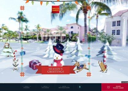 Wells Fargo Holiday Magic