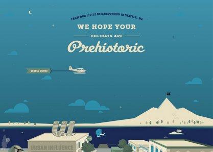 Happy Prehistoric Holiday