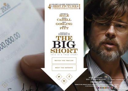 The Big Short Official Website