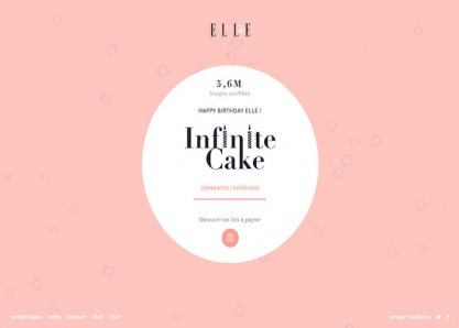 Happy Birthday ELLE