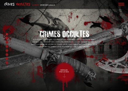 Crimes Occultes