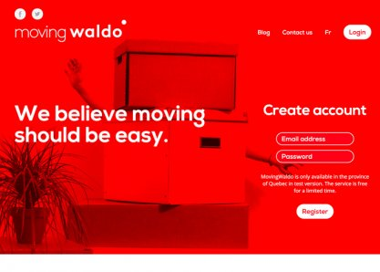 Moving Waldo