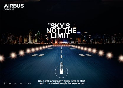 Airbus Group - The Sky Is Not The Limit
