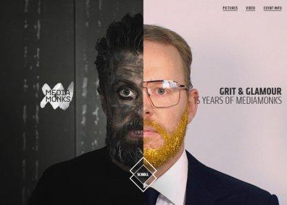 GRIT & GLAMOUR 15 YEARS OF MEDIAMONKS
