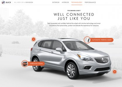 Buick: 2016 Envision
