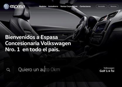 Volkswagen Espasa