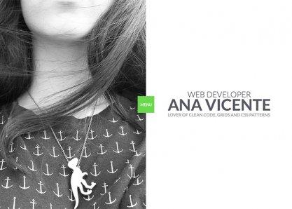 Portfolio of Ana Vicente