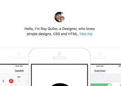 Roy Quilor Designer Portfolio
