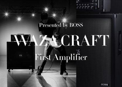 BOSS - Waza Amplifier