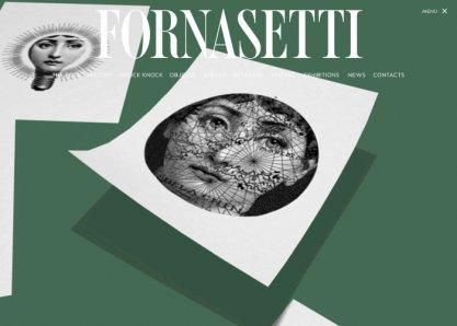 Fornasetti | Homepage