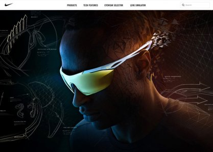 Nike Vision Running Collection
