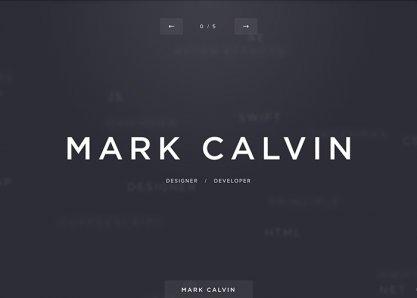 Mark Calvin