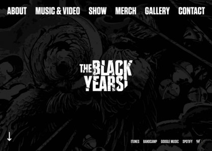 The Black Years