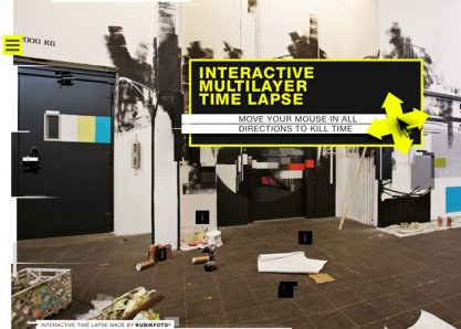 wow123: Interactive Time Lapse