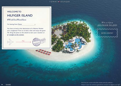 Hilfiger Island