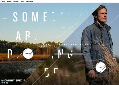 Midnight Special Movie Site