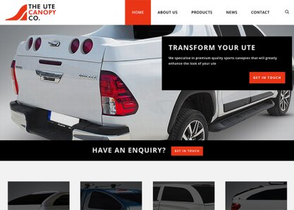 The Ute Canopy Co