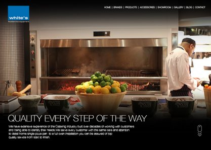 White's Food Service Equipments