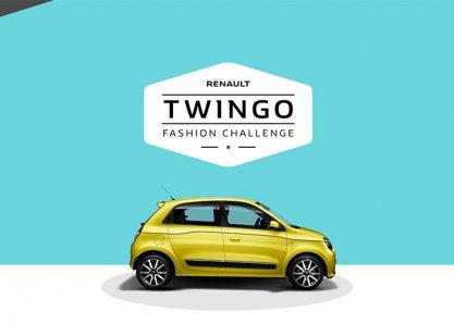 Renault Twingo Fashionchallenge