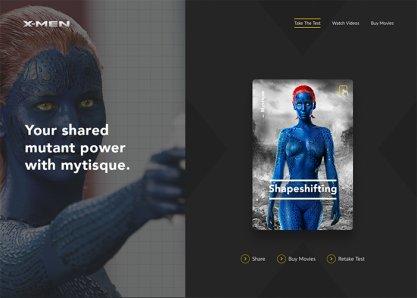 What's Your Hidden Mutant Power?
