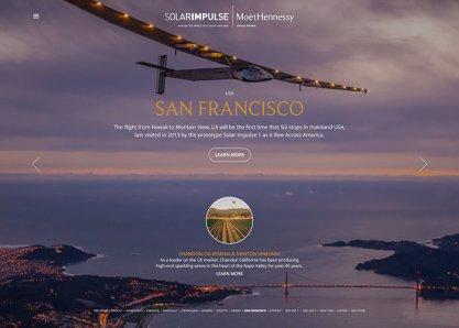 Solar Impulse - MoëtHennessy
