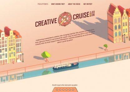 Creative Cruise 2016