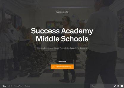 Middle School Virtual Tour