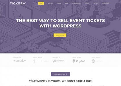 Tickera - WordPress Event Ticketing System
