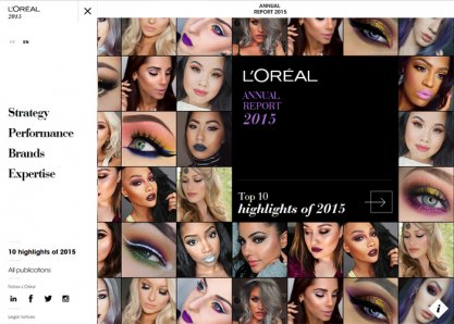 L'Oréal - Annual Report