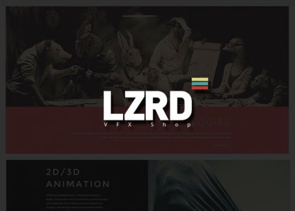 LZRD  vfx Production House