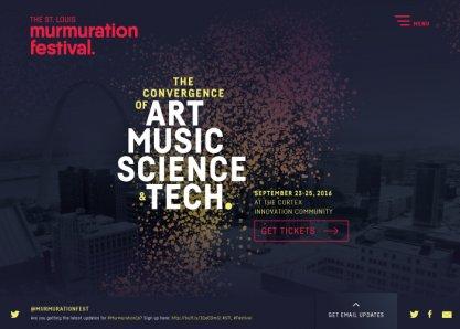 St. Louis Murmuration Festival