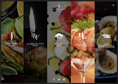 Four Seasons Resort Hualalai - Food & Wine