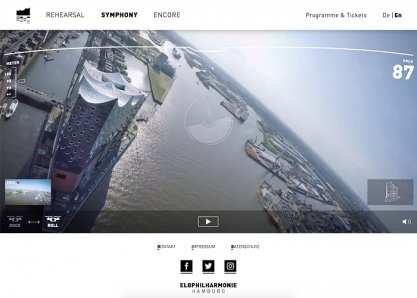 Elbphilharmonie Hamburg - Rock 'N' Roll